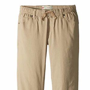 Levis Jogger pants- Boys. Size 14